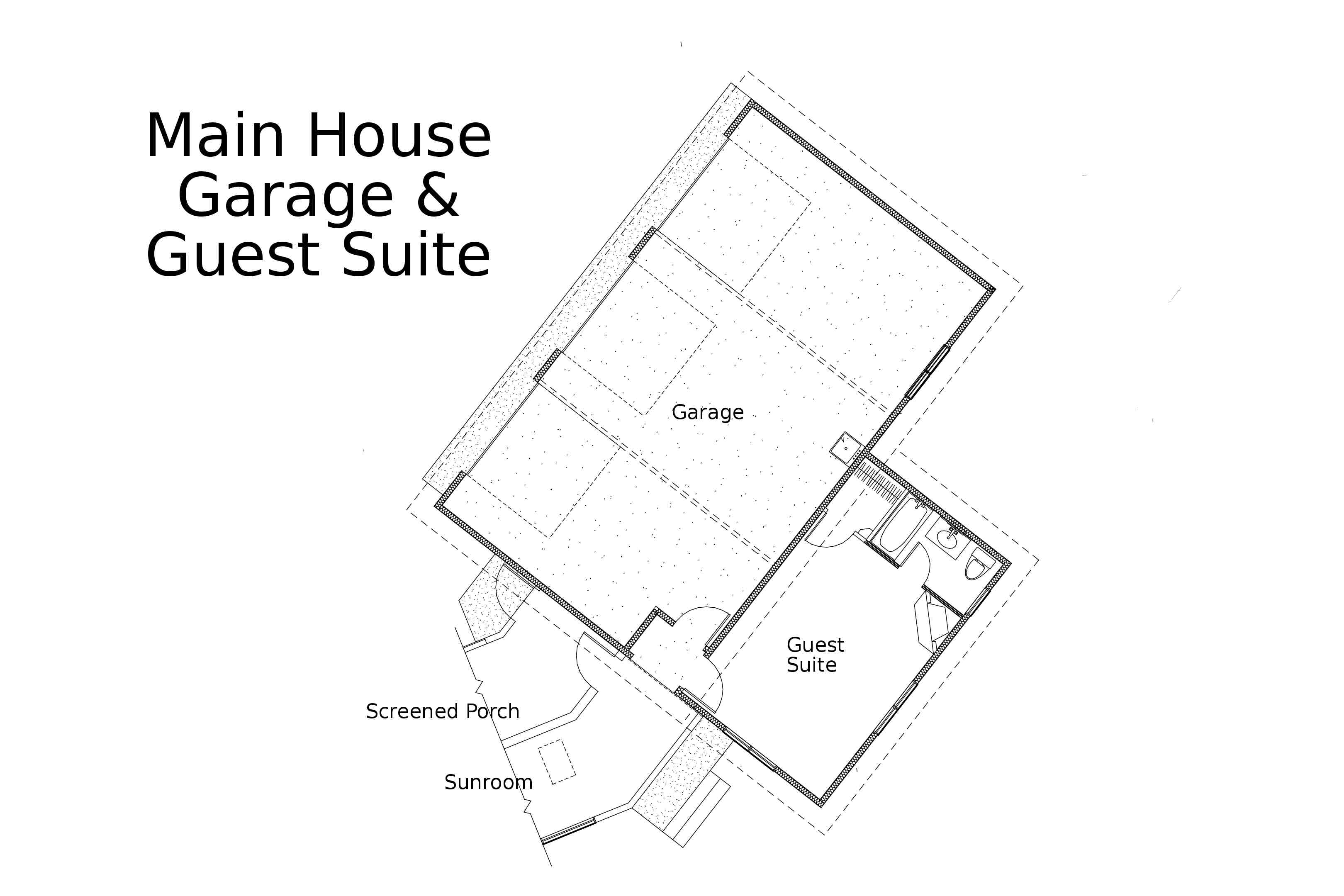 Guest Suite Floor Plans 4 Bedroom Guest Suite House
